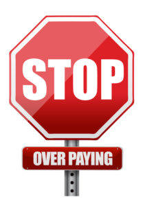 Stop Over Paying